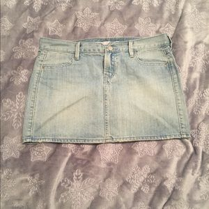 Old Navy mini skirt size 6